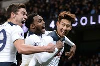 Classic match: Son rescues a point at Man City