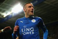 Flashback: Sublime Vardy volley stuns Spurs