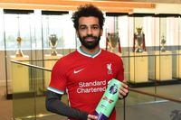 Salah: Budweiser Goal of the Month was a great team move!