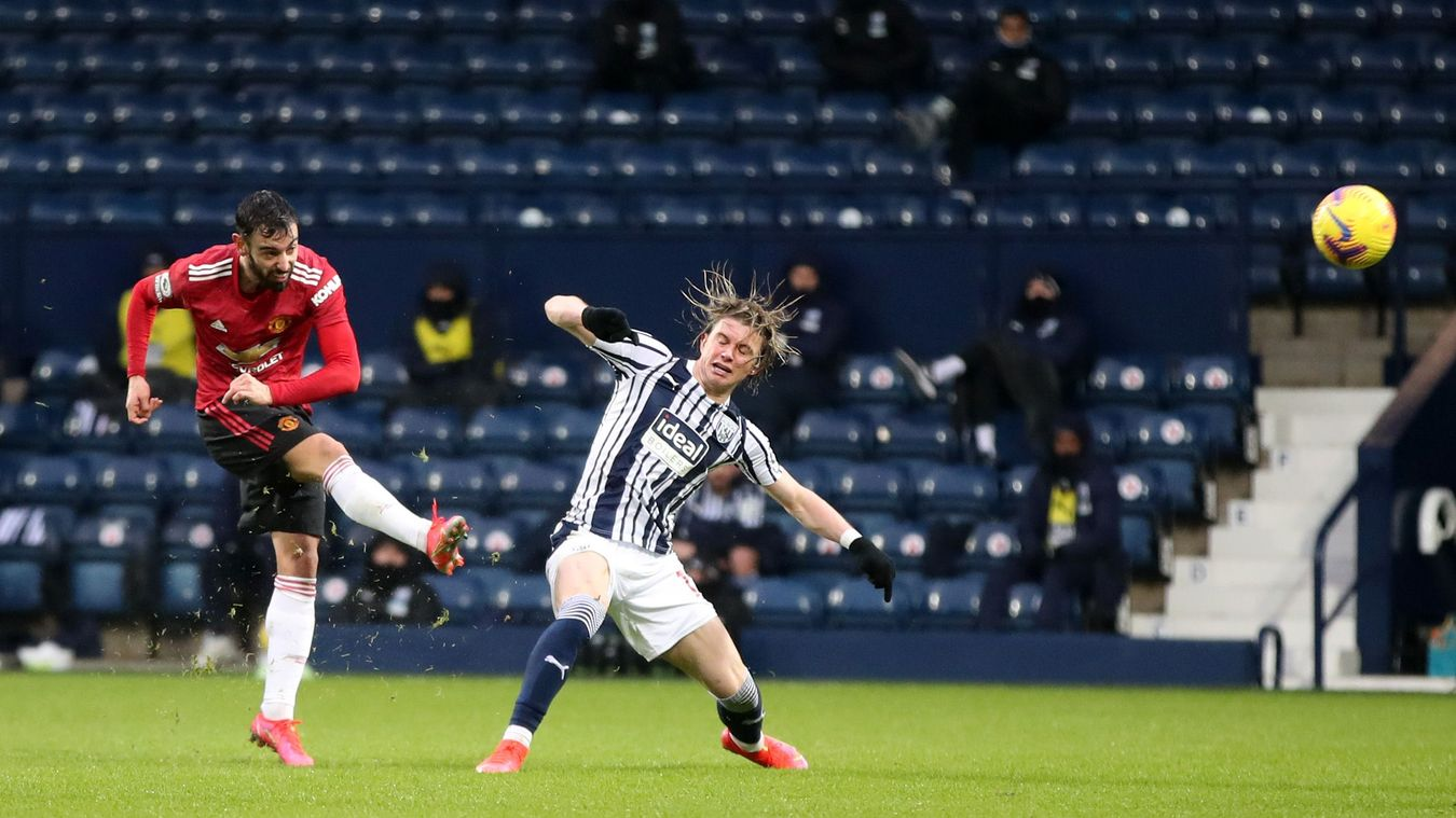 West Bromwich Albion 1-1 Manchester United