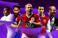 Best first-time volleys in Premier League history