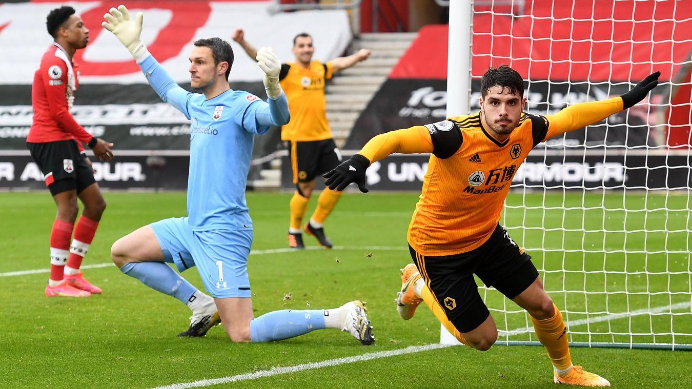 Southampton 1-2 Wolverhampton Wanderers