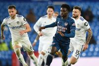 Hoddle: Leeds will play into Arsenal's hands