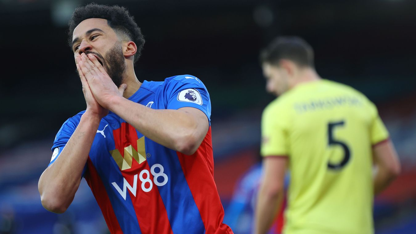 Crystal Palace 0-3 Burnley