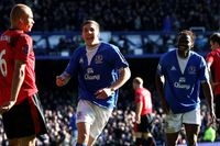 On this day - 20 Feb 2010: Everton 3-1 Man Utd