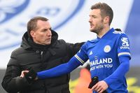 Wright: Rodgers is making Vardy better with age