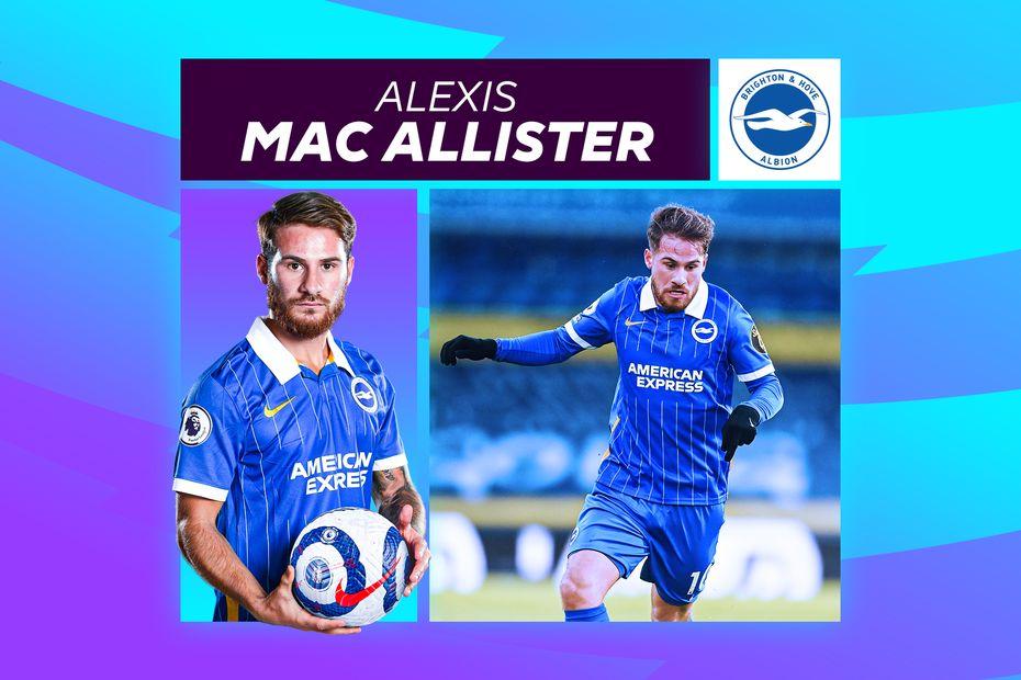 Alexis Mac Allister, Brighton