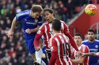 On this day - 27 Feb 2016: Southampton 1-2 Chelsea