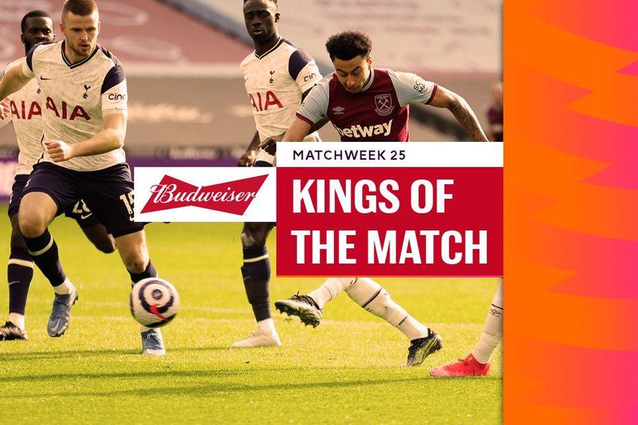 Budweiser Kings of the Match, Matchweek 25