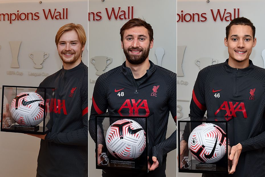 Liverpool composite lead