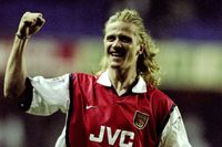 Goal of the day: Petit's clever lob at Spurs