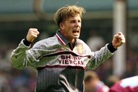 Goal of the day: Beckham's belter at Aston Villa