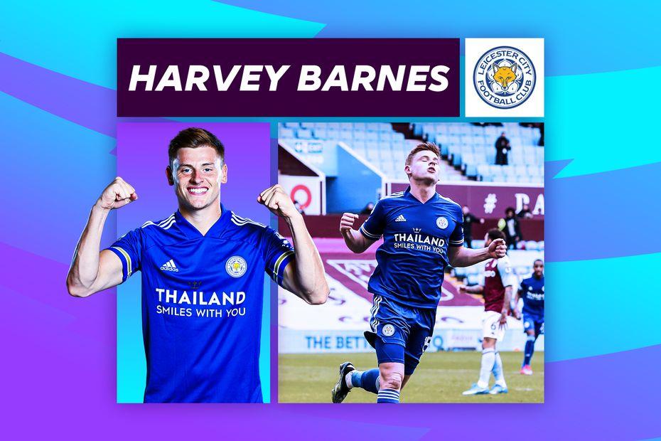 Harvey Barnes, Leicester City
