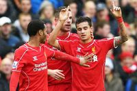 On this day - 1 Mar 2015: Liverpool 2-1 Man City