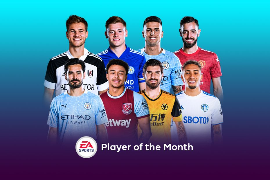 EA SPORTS Player of the Month shortlist for February