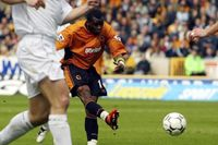 Goal of the day: Camara's rocket for Wolves