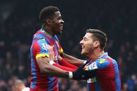 On this day - 14 Mar 2015: Crystal Palace 3-1 QPR