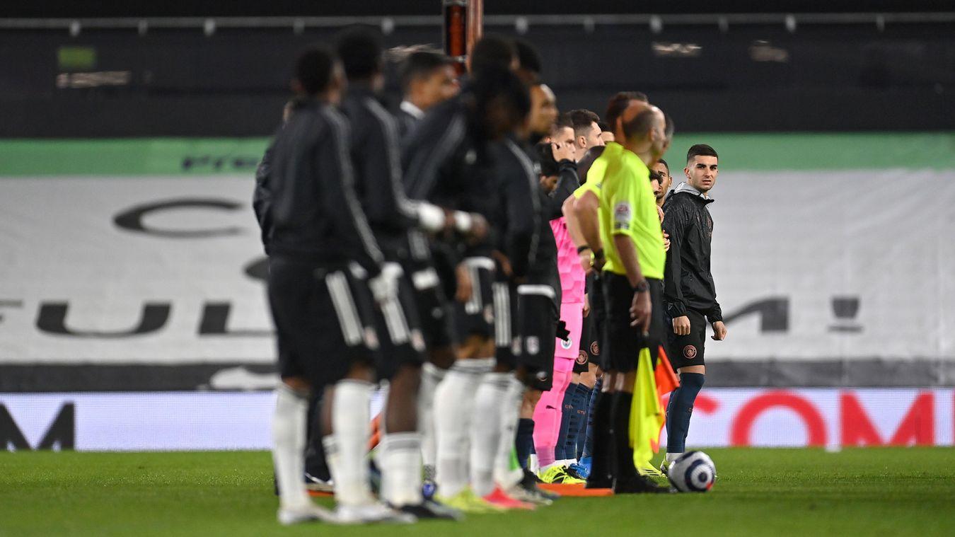 Fulham 0-3 Manchester City