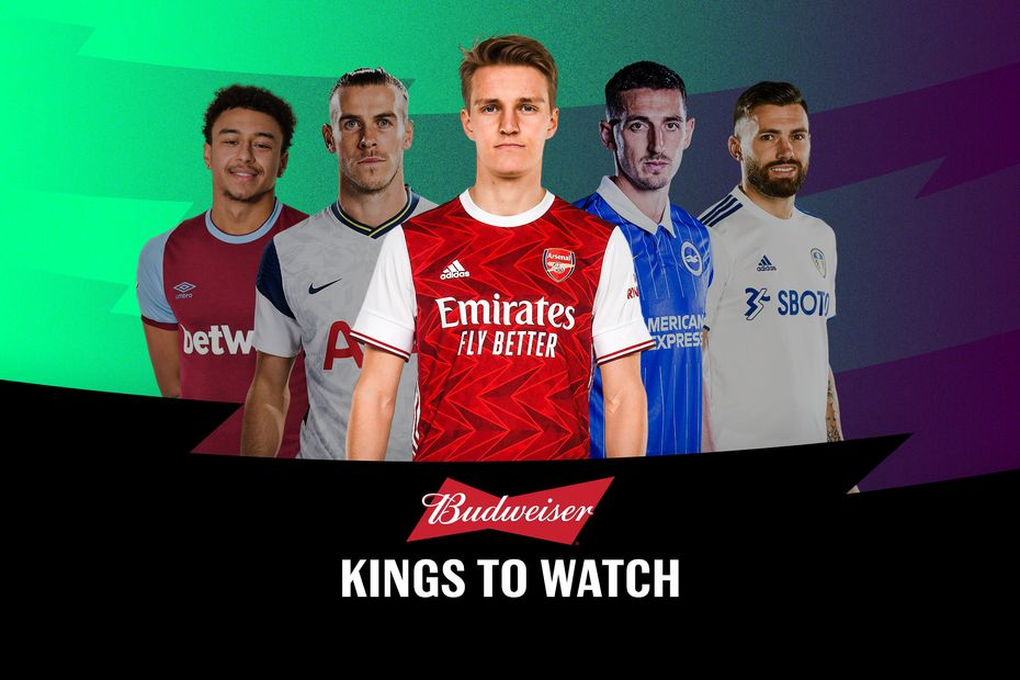 Martin Odegaard, GW29 Kings to watch
