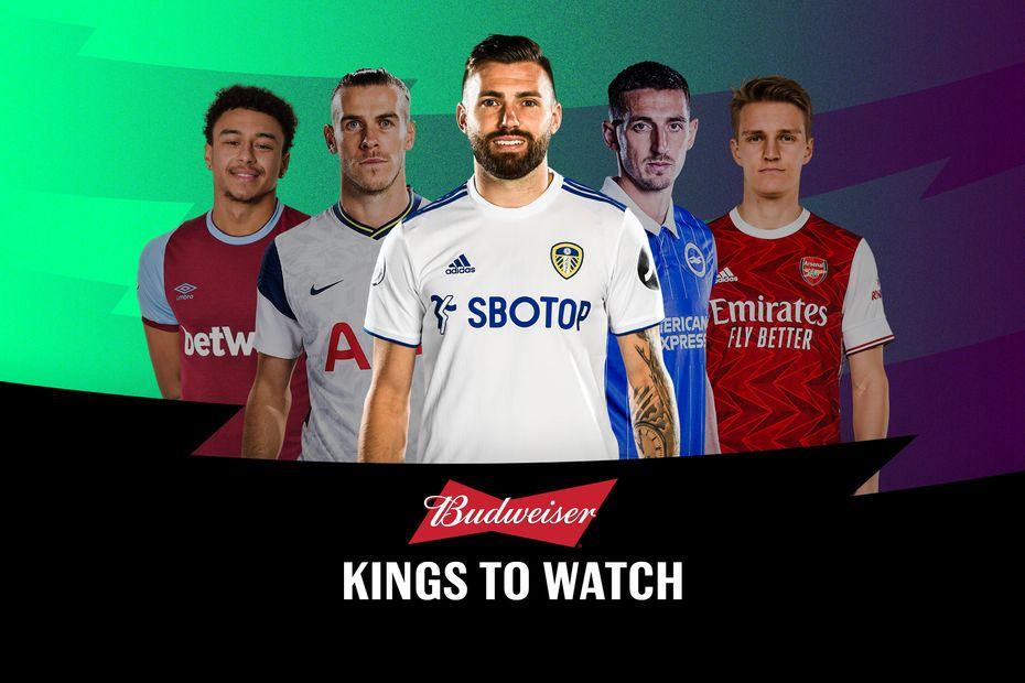 Stuart Dallas, GW29 Kings to watch