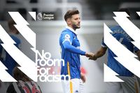 Players unite in support of No Room For Racism message
