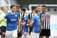 Sherwood: Brighton v Newcastle is a huge match