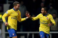 Classic match: Walcott double as Arsenal fight back at West Ham