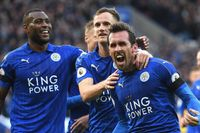 Flashback: Fuchs off the mark in style against Palace