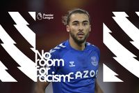 Calvert-Lewin on how he deals with racism