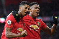 Classic match: Man Utd 3-1 Brighton