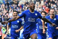 On this day - 3 Apr 2016: Leicester 1-0 Southampton