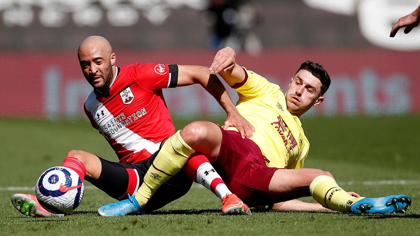 Southampton 3-2 Burnley