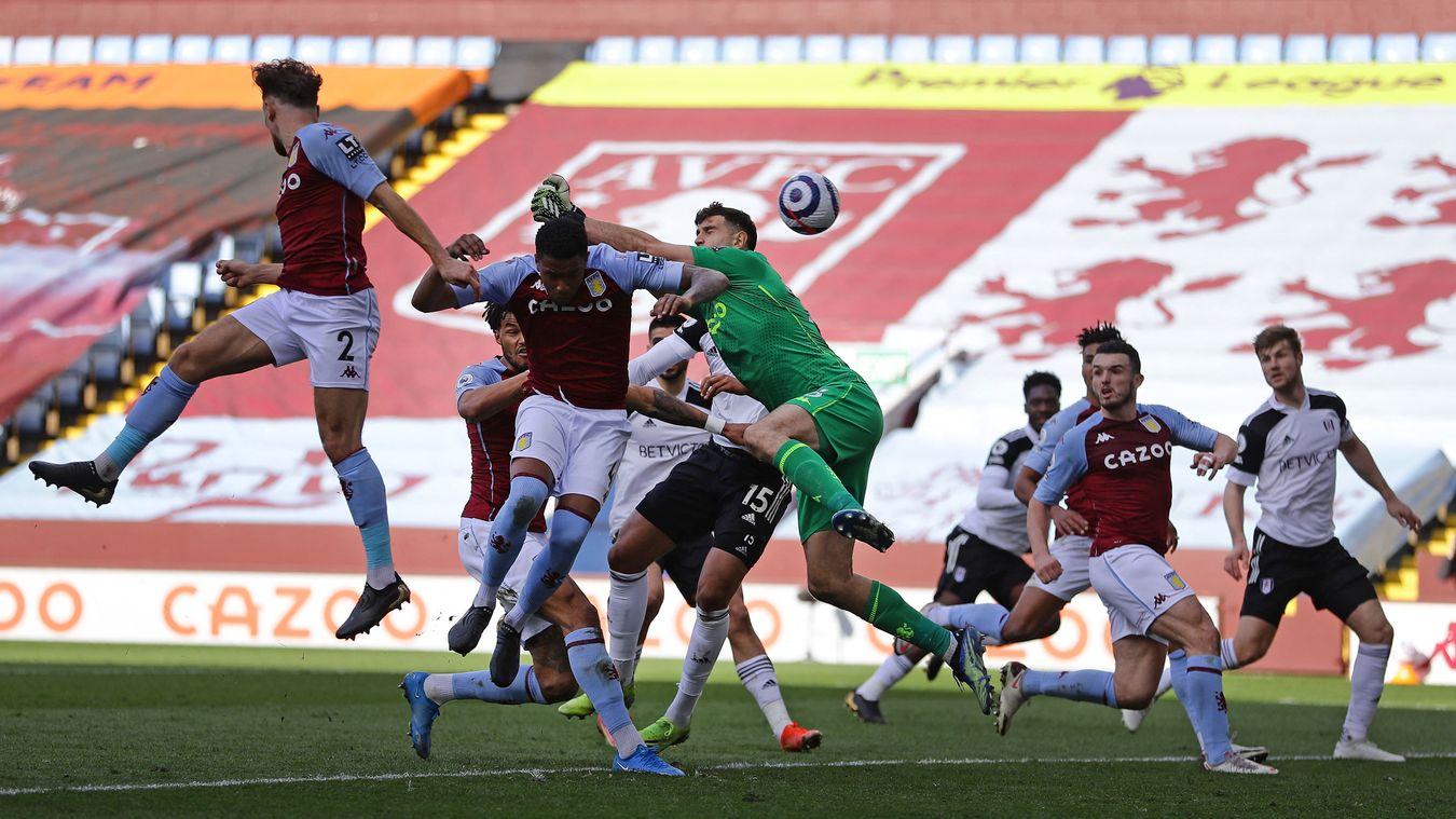 Aston Villa 3-1 Fulham