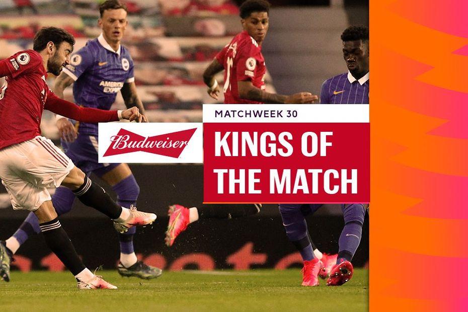 Budweiser Kings of the Match, Matchweek 30