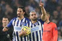 Classic match: Brighton edge five-goal thriller with Everton