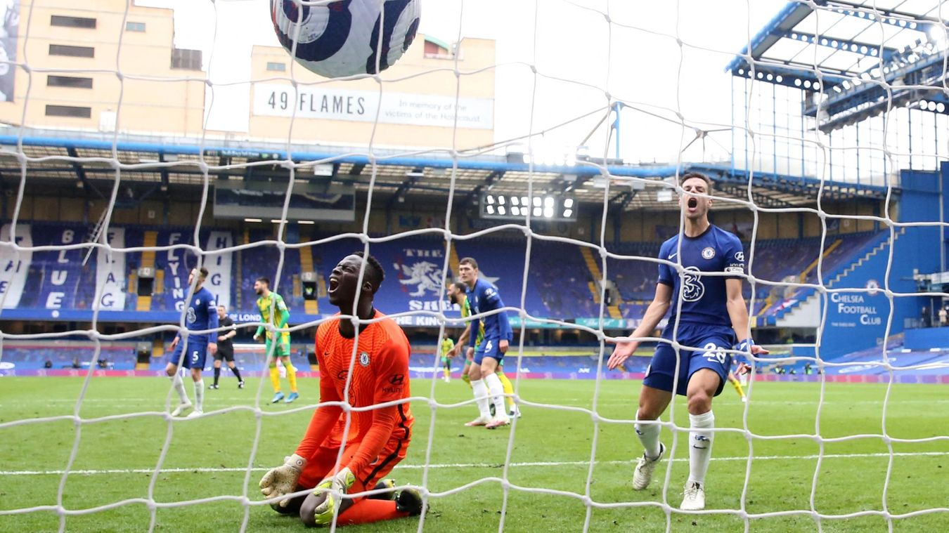 Chelsea 2-5 West Bromwich Albion