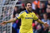 Goal of the day: Fabregas finishes slick move at Palace