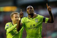 Flashback: Benteke strikes twice in Villa victory at Liverpool