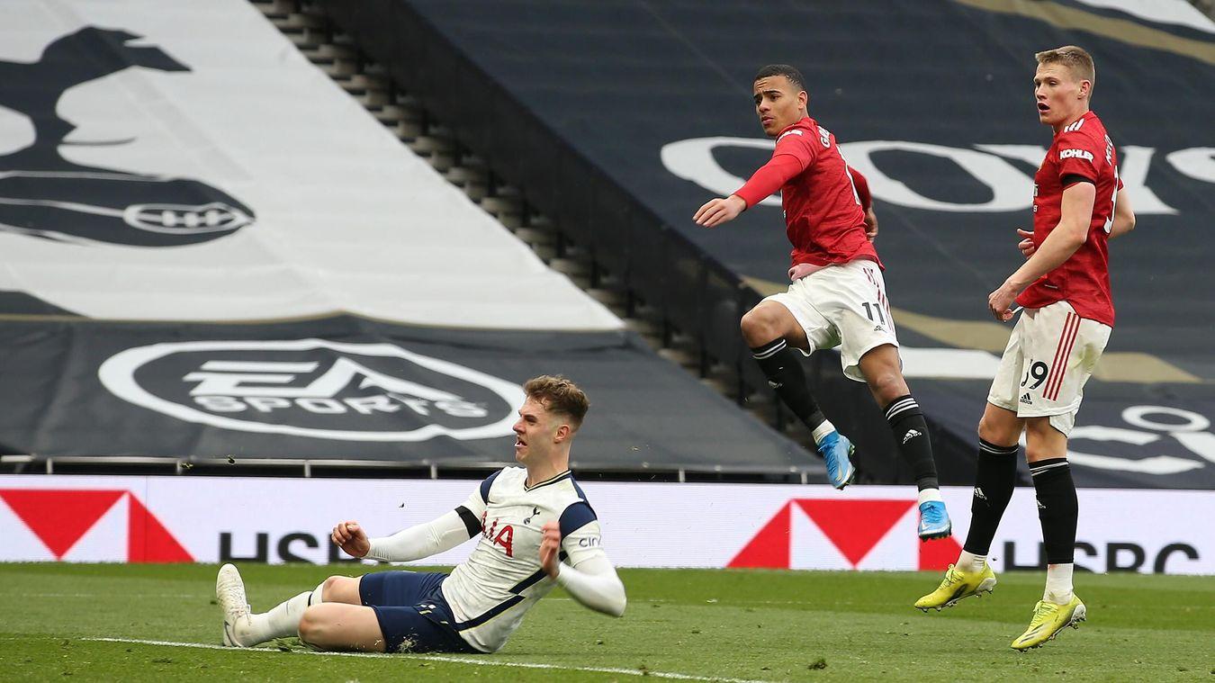 Tottenham Hotspur 1-3 Manchester United