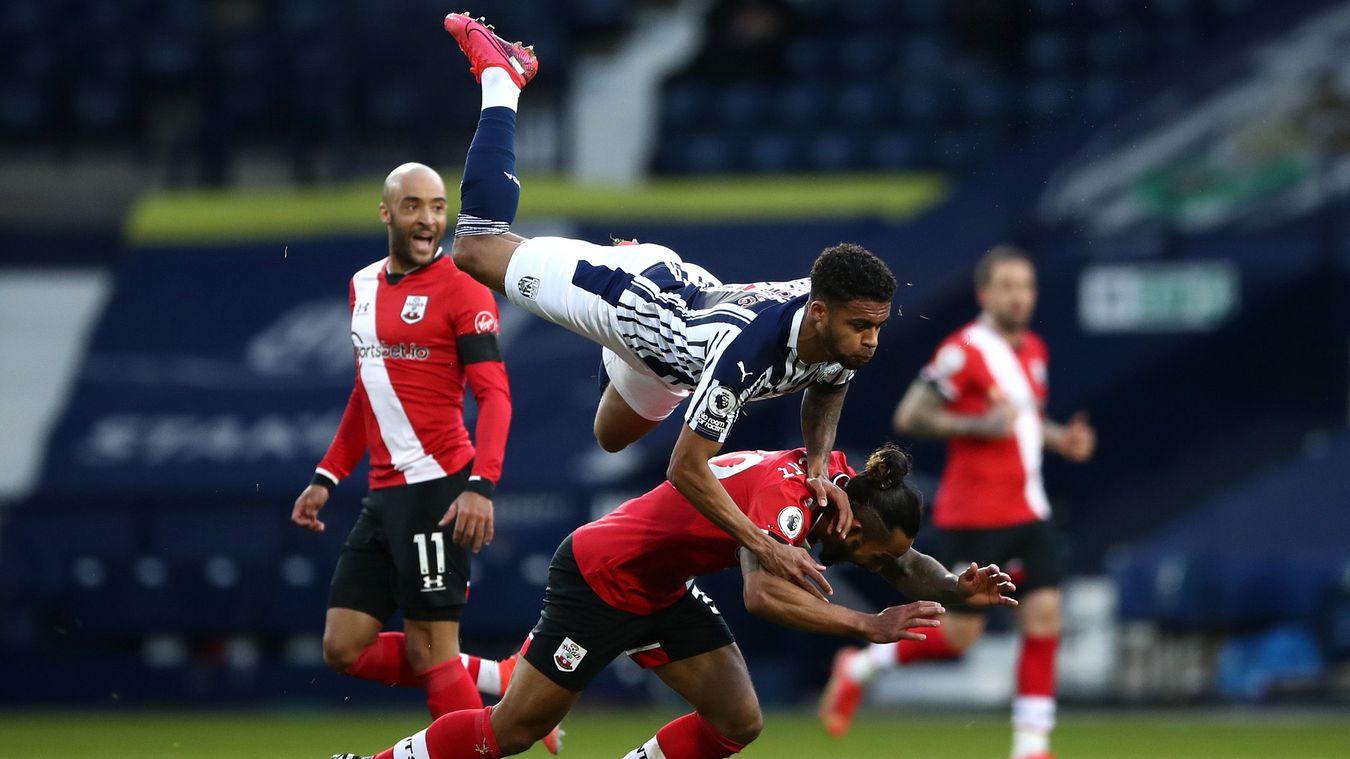 West Bromwich Albion 3-0 Southampton