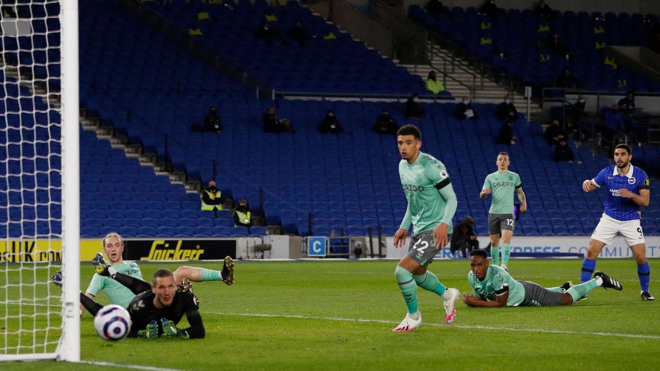 Brighton & Hove Albion 0-0 Everton