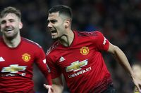 Goal of the day: Pereira off the mark in style