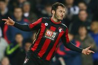 Goal of the day: Smith strikes for AFC Bournemouth