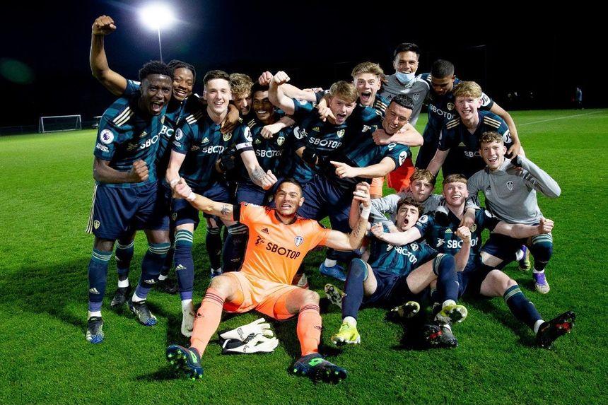 Leeds celebrate