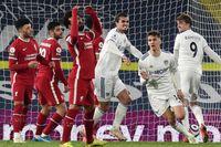 Sherwood: Leeds ran Liverpool into the ground
