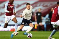 Sherwood: Foden is a giant of a footballer