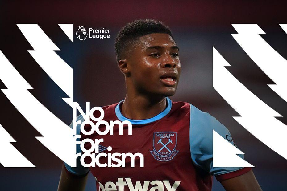 No Room For Racism, West Ham, Ben Johnson