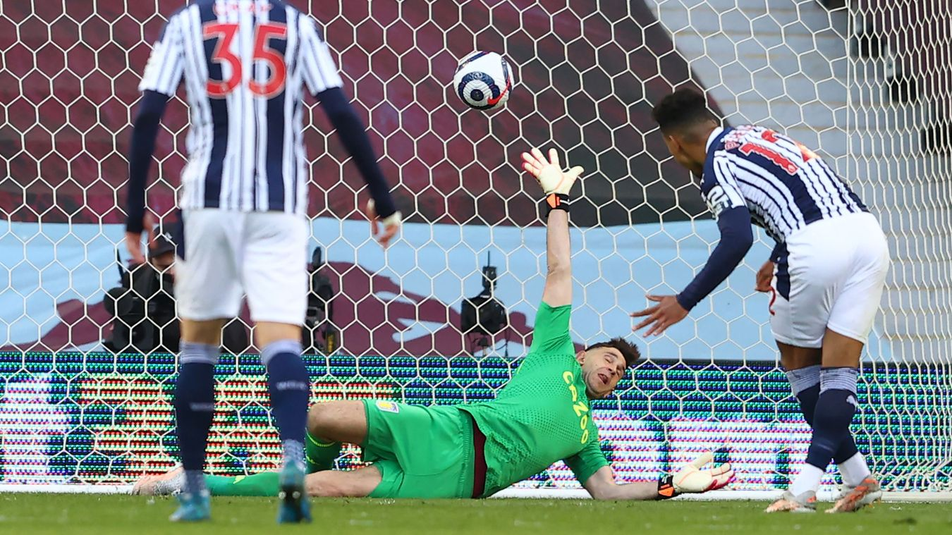 Aston Villa 2-2 West Bromwich Albion