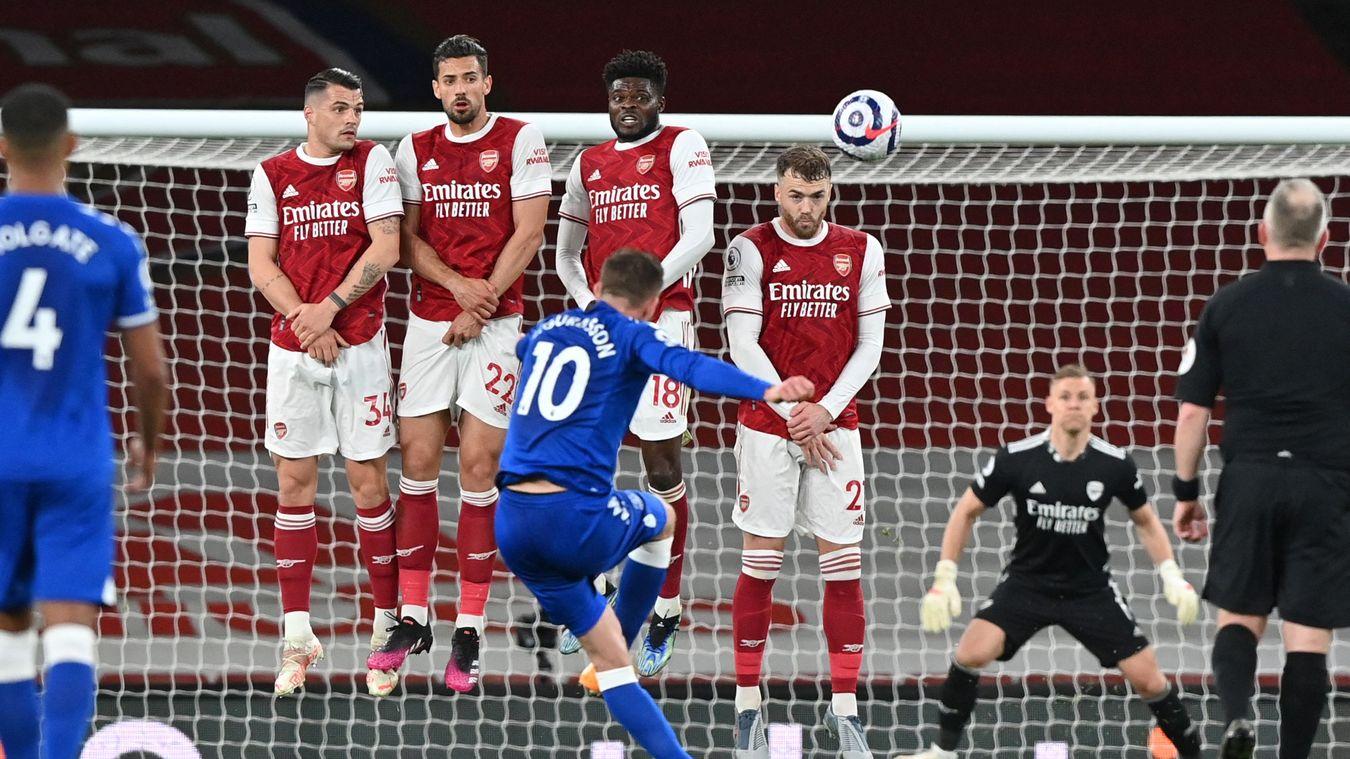 Arsenal 0-1 Everton