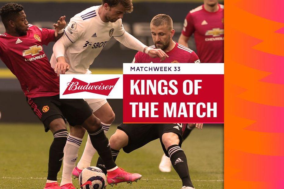 Kings of the Match, Matchweek 33